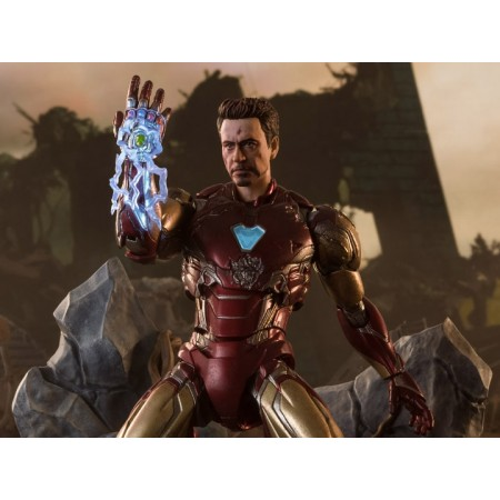 Marvel S.H. Figuarts Avengers Endgame Mark 85 Iron Man ( I am Iron Man Edition )