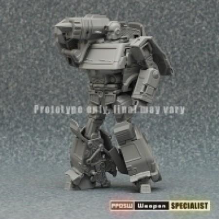 PP05W Weapon Specialist