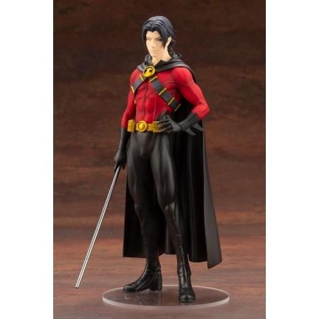 DC Comics Ikemen Red Robin Statue (With Bonus)