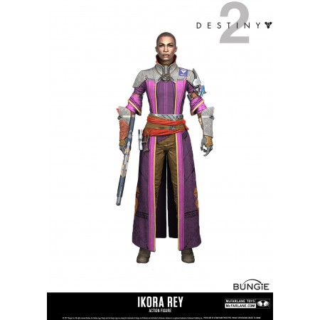 McFarlane Destiny 2 Ikora Rey Action Figure