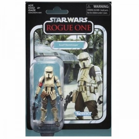 Star Wars The Vintage Collection Scarif Stormtrooper