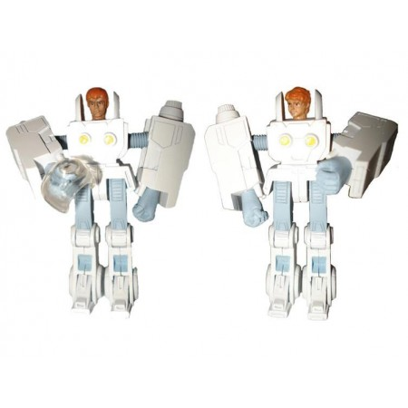 Impossible Toys Spike & Daniel Exo Suit Set of 2