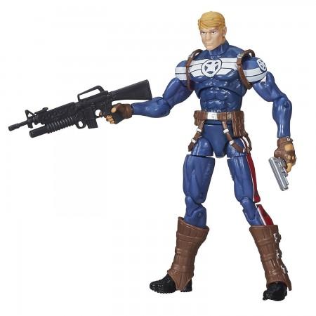 Marvel Infinite Heroes Steve Rogers