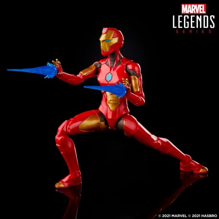 marvel legends iron heart