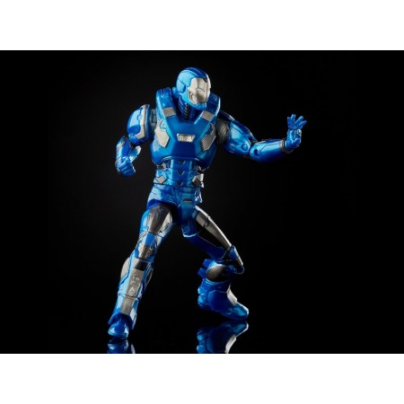 Marvel Legends Atmosphere Armour Iron Man 6 Inch Action Figure