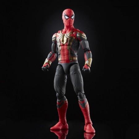 Marvel Legends Spider-Man No Way Home Integrated Suit Action Figure