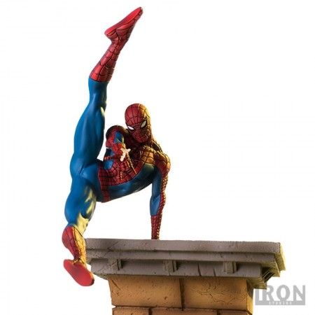 1:10 Spider-man BDS Art Statue Iron Studios
