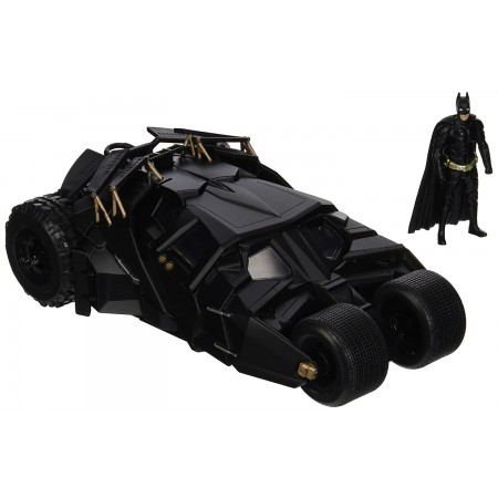 Jada 1:24 Batman The Dark Knight Tumbler & Figure
