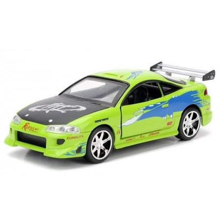 Jada 1:32 Fast & Furious Brian's Mitsubishi Eclipse