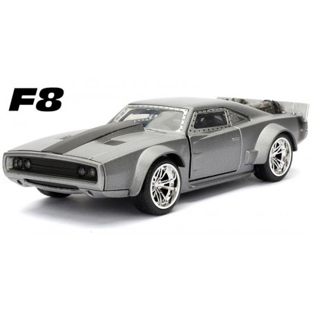 Jada 1:32 Fast & Furious 8 Dom's Ice Charger