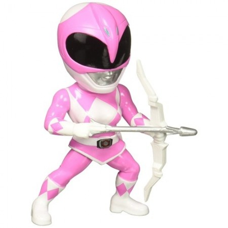 Jada Metals Mighty Morphin Power Rangers Pink Ranger
