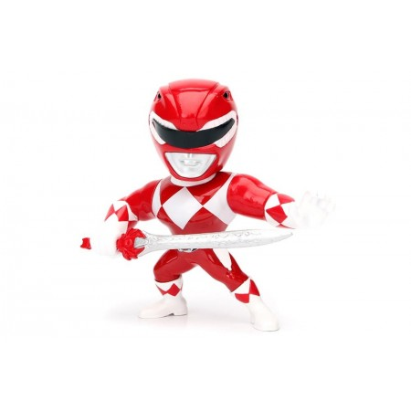 Jada Metals Mighty Morphin Power Rangers Red Ranger
