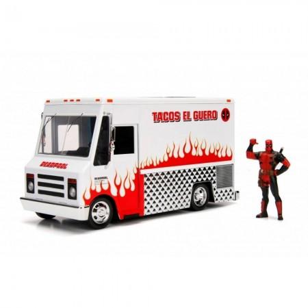 Jada 1:24 Deadpool Taco Truck