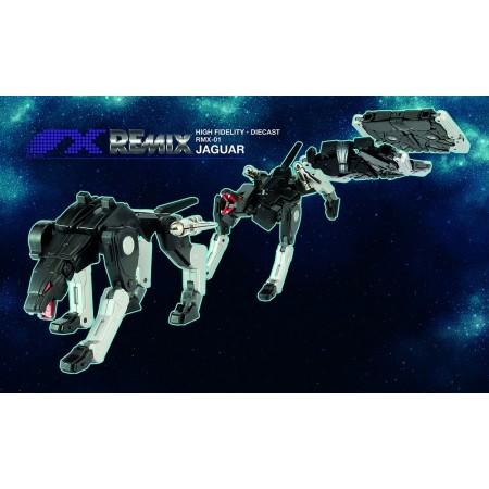 MASTERMIND CREATIONS - OCULAR MAX - RMX-01 JAGUAR PREMIUM EDITION