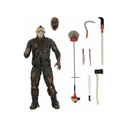 NECA Friday the 13th Part VII Utimate Jason ( The New Blood ) Figure