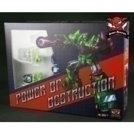 JB-07 Power of Destruction Devastator Upgrade Kit
