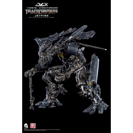 Threezero Transformers Deluxe Revenge Of The Fallen Jetfire 1/6 Figure