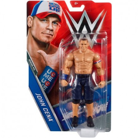 WWE Basic Series 71 John Cena