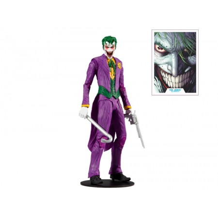 McFarlane DC Universe Rebirth The Joker Action Figure