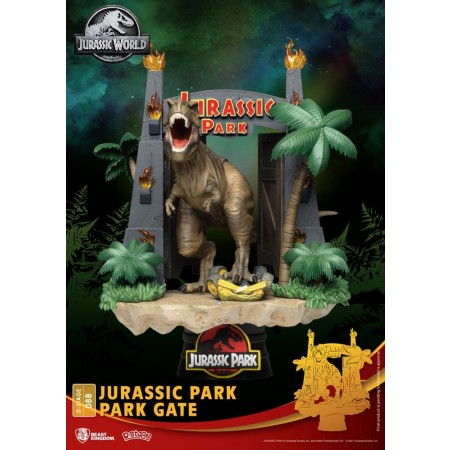 jurassic park d-stage