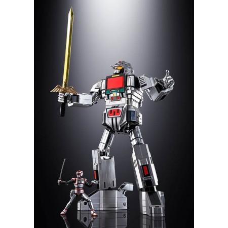 Soul Of Chogokin Megabeast Investigator Juspion GX-97 Daileon Figure