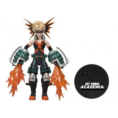My Hero Academia Katsuki Bakugo McFarlane Action Figure