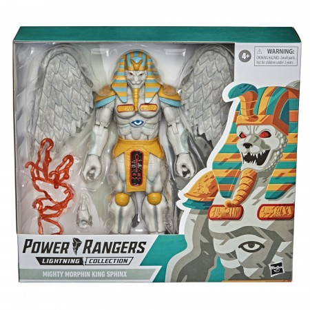 Power Rangers Deluxe King Sphinx