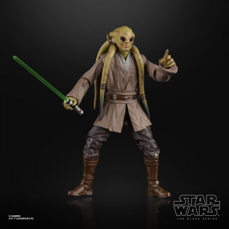 Star Wars Black Series KIt Fisto Action Figure