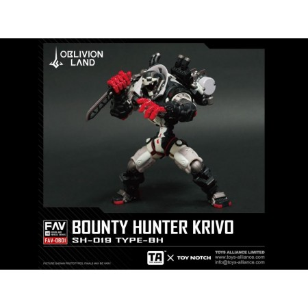 Oblivion Land FAV-OB01Bounty Hunter Krivo
