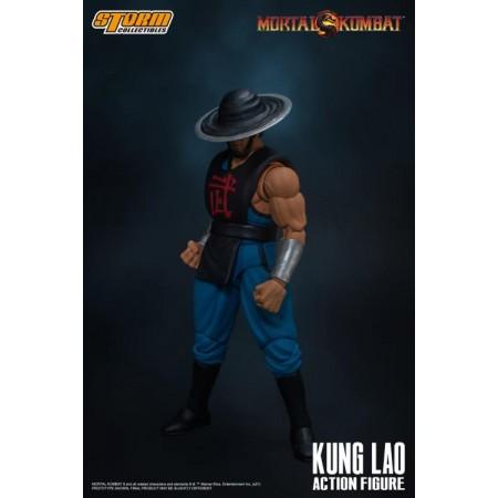 Storm Collectibles Mortal Kombat Kung Lao Action Figure