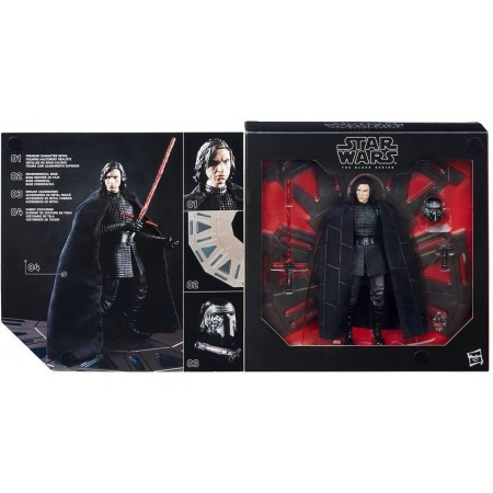 Star Wars Black Series Kylo Ren Throne Room Exclusive BOXES NOT MINT