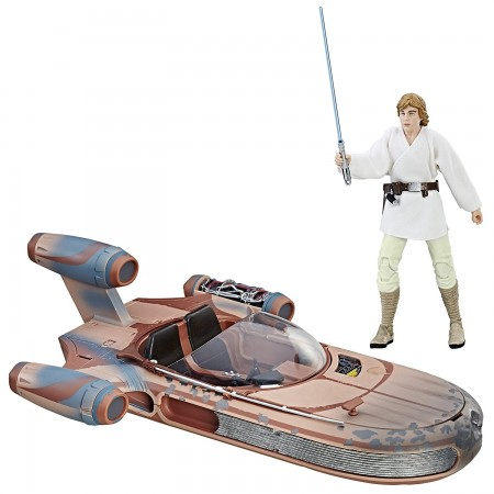 Star Wars Black Series Luke Skywalker Landspeeder