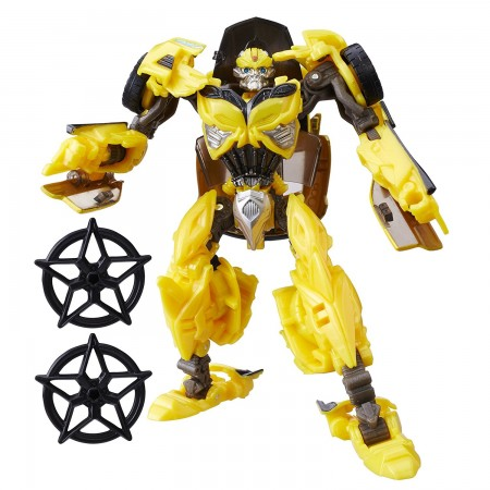 Transformers The Last Knight Deluxe Bumblebee