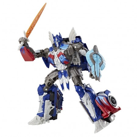 Transformers The Last Knight Voyager Optimus Prime