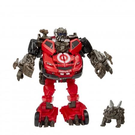 Transformers Studio Series Deluxe Leadfoot Action Figure