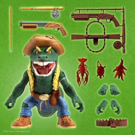 Super7 TMNT Ultimates Leatherhead Action Figure