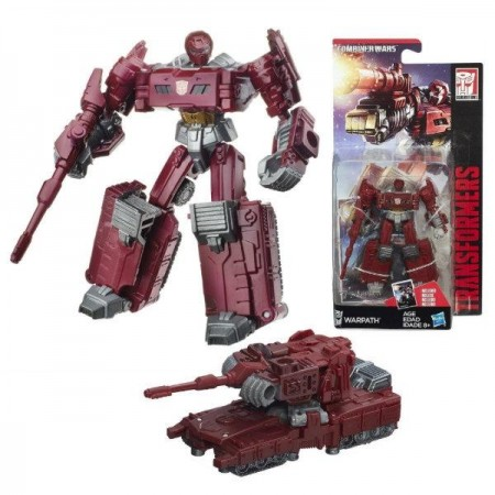 Transformers Combiner Wars Legends Warpath