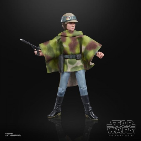 Star Wars The Black Series Princess Leia Return of the Jedi Action Figure