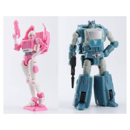 DX9 War In Pocket Leah & Toufold
