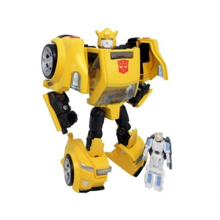Transformers Legends LG-54 Bumblebee & Spike Exo Suit