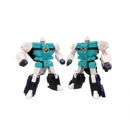 Transformers Legends LG-61 Pounce and Wingspan