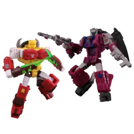Transformers Legends LG-EX Grotusque & Repugnus Exclusive