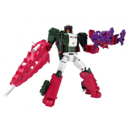 TRANSFORMERS LEGENDS SERIES - LG22 SKULLCRUNCHER / SKULL