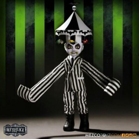 Living Dead Dolls Present Showtime Beetlejuice