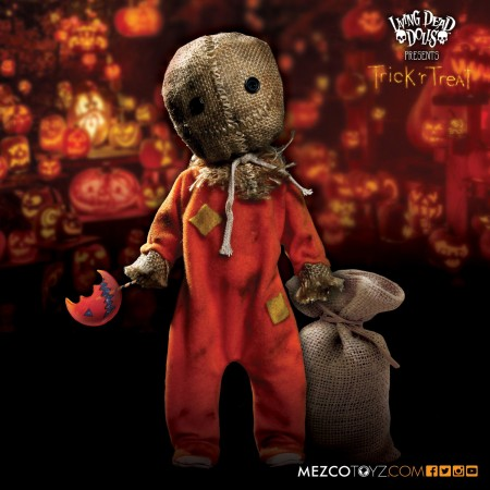 Living Dead Doll's Trick R Treat Sam.