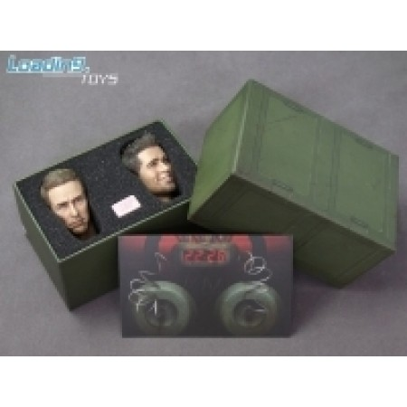 Fight Club Head 2 Pack - Loading Toys
