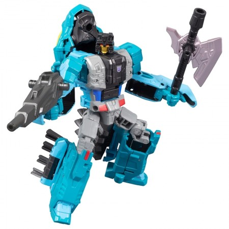 Transformers Generations Select Lobclaw ( Nautilator )