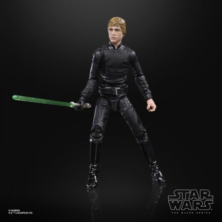 Star Wars The Black Series Luke Skywalker Return of the Jedi Action Figure