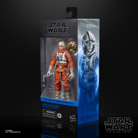 Star Wars Black Series Luke Skywalker Empire Strikes Back 6 Inch Action Figure