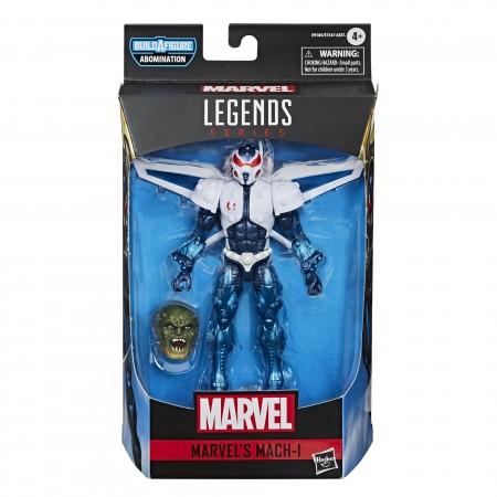Marvel Legends Thunderbolts Mach-1 Figura de acción de 6 pulgadas